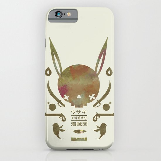 토끼해적단 TOKKI PIRATES iPhone & iPod Case