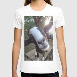 Goat Barnyard Farm Animal T-shirt