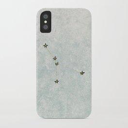 Cancer x Astrology x Zodiac iPhone Case