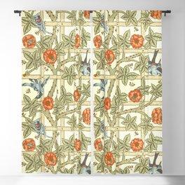 """William Morris """"Trellis"""" Blackout Curtain"""