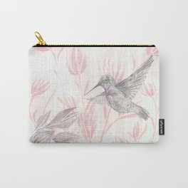 Delicate Symphony Carry-All Pouch