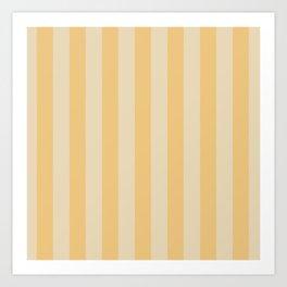 Simply Stripes Art Print