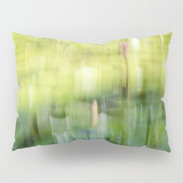 Tropical Impressionism - Lily Pond Pillow Sham