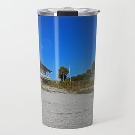 Boca Grande at Christmas Travel Mug