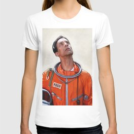 Abed The Astronaut - Six Seasons And A Movie - Community T-shirt
