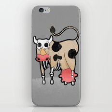 Cow Zombie iPhone Skin