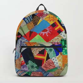 Square Story Backpack