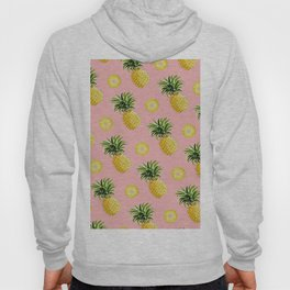 Pineapple and Pink III Hoody