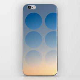 Through the Peep Holes iPhone Skin
