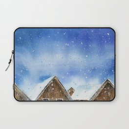 Day Before Christmas Laptop Sleeve