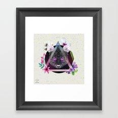 PsyPanda Framed Art Print