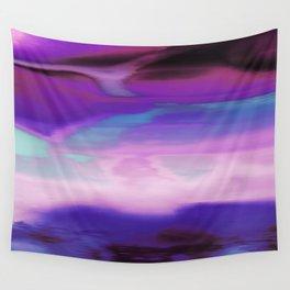 Aurora Purple Wall Tapestry