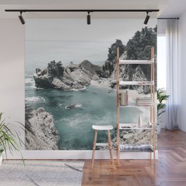 California Beach Wall Mural