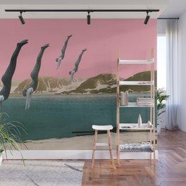 Dive Wall Mural