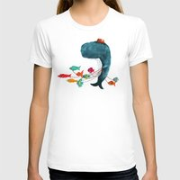 fish T-shirts featuring My Pet Fish by Picomodi