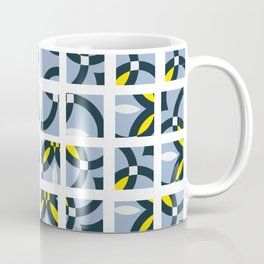 Geometric art pattern 5 Coffee Mug
