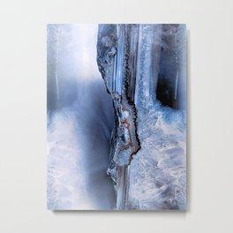 Fantasy Agate Metal Print