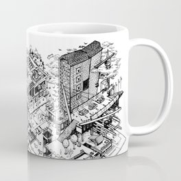 ARUP Fantasy Architecture Coffee Mug