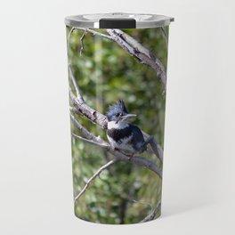 Two 4 One - Belted Kingfisher Travel Mug
