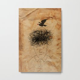 Jared Kushner 'a hidden genius that no one understands.' Metal Print