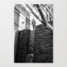 monument Canvas Print