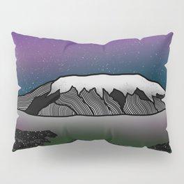 Mount Kilimanjaro Pillow Sham