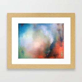 """Accidental Breeze""  Framed Art Print"