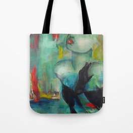Dinner at the Ritz Tote Bag