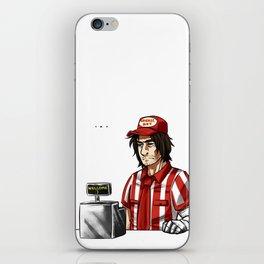 Wiener Hut iPhone Skin