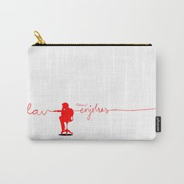 LAV Team Enjolras Carry-All Pouch