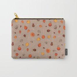 Apple spice ( Caramel mocha) Carry-All Pouch