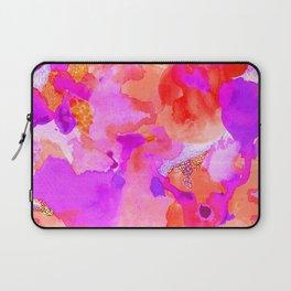 Lava Elements (Cosmic Watercolour) Laptop Sleeve