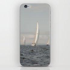 Sail on the Horizon iPhone & iPod Skin