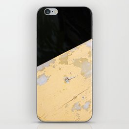 Chipped Paint and the Dark Deep iPhone Skin