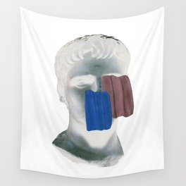....Modern Antic... Wall Tapestry