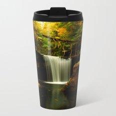 WATERFALL MVI Metal Travel Mug