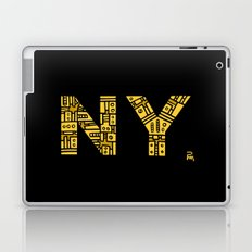 NIGHT NY - PM Laptop & iPad Skin