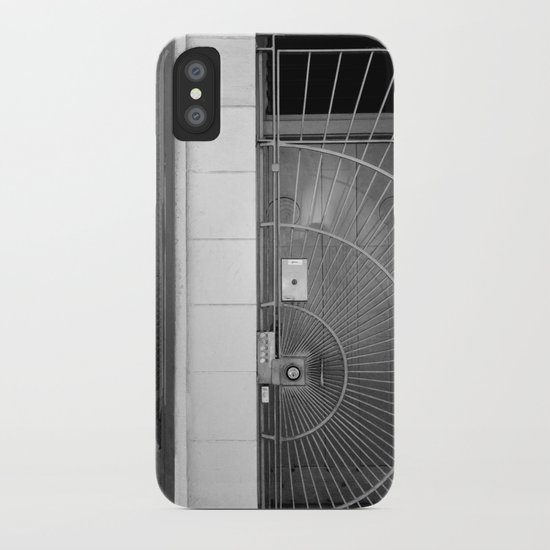 First Impression iPhone Case