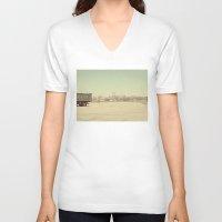 arizona V-neck T-shirts featuring Arizona by Mr and Mrs Quirynen