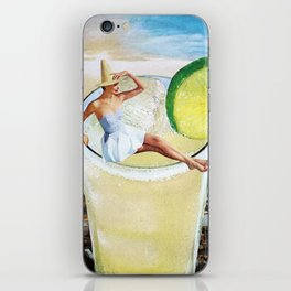 Summer's End iPhone Skin
