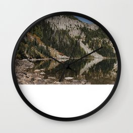 Eunice Lake II Wall Clock