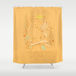 Bears Know Best Shower Curtain