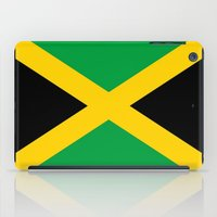 jamaica iPad Cases featuring Jamaica by RickART