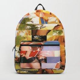 Glitch Pin-Up Redux: Xena Backpack