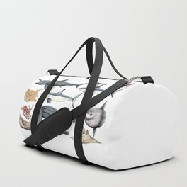 Marine wildlife Duffle Bag