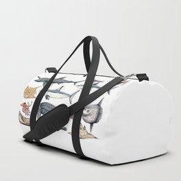 Marine wildlife Duffle Bag