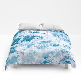 Perfect Ocean Sea Waves Comforters