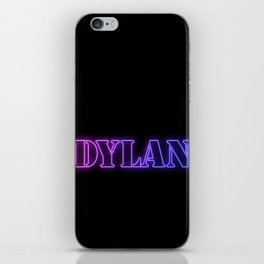 DYLAN iPhone Skin