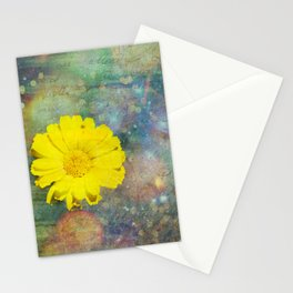 Flower Texture Princess 1 Stationery Cards