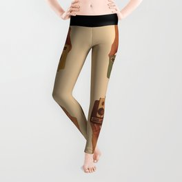 Kodak Brownie Hawkeyes Leggings